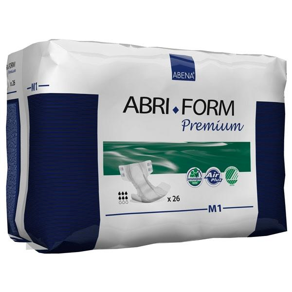 Abena Abri-Form M1 - Tapeble - 2000ml - 70-110cm - 26 stk.