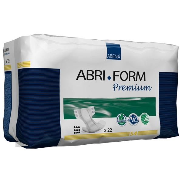 Abena Abri-Form S4 - Tapeble - 2200ml - 60-85cm - 22 stk.