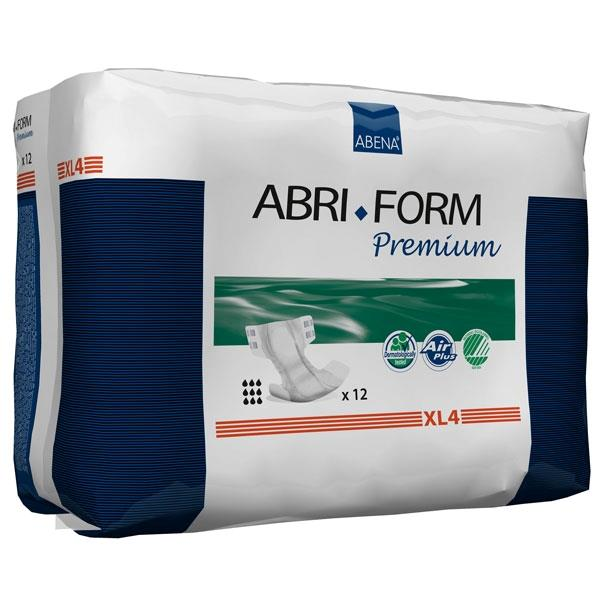 Abena Abri-Form XL4 - Tapeble - 4000ml - 110-170cm - 12 stk.