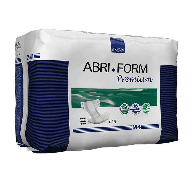 Abena Abri-Form M4 - Tapeble - 3600ml - 70-110cm - 14 stk.