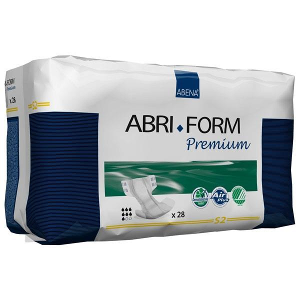 Abena Abri-Form S2 - Tapeble - 1800ml - 60-85cm - 28 stk.