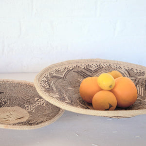 PANIERS MURAUX TRADITIONNELS HWANGE / TRADITIONAL HWANGE WALL BASKETS