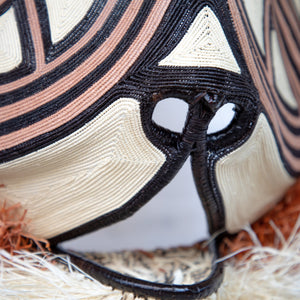 MASQUE TRIBAL XXL LION / LION MASTER PIECE TRIBAL MASK