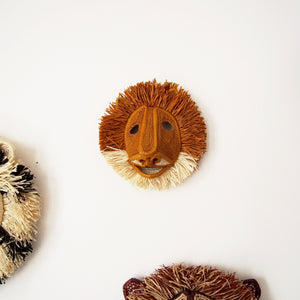 MASQUE TRIBAL PM LION / SMALL LION TRIBAL MASK