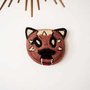 MASQUE TRIBAL PM CHAT / CAT SMALL TRIBAL MASK