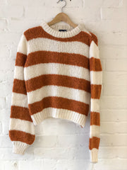 Stripey Knit Jumper