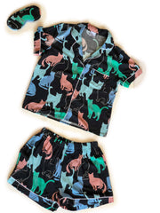 Cat Nap PJ Set