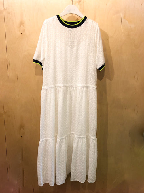 Sports Broderie Dress