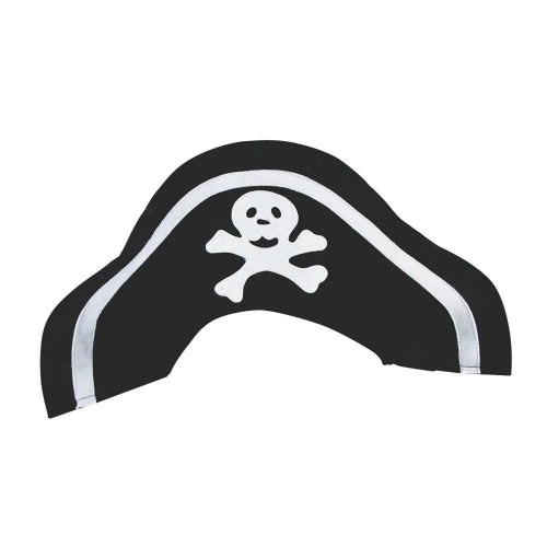 Dozen Child Felt Pirate Hats [Toy]