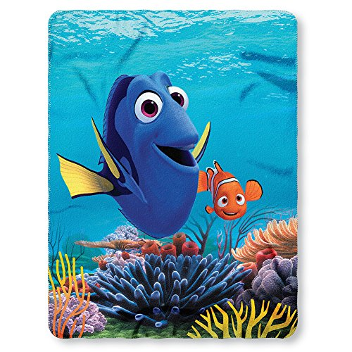 Disney's Finding Dory Fleece Throw