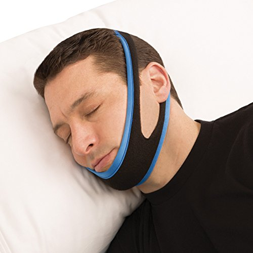 Bedtime Anti Snore Chin Strap-LARGE