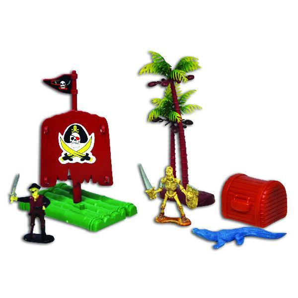 PIRATE PLAY SET (SET)
