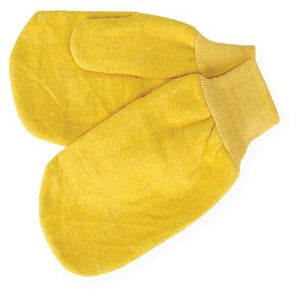 Chore Mittens, Fleece, L, Golden Brown, PR