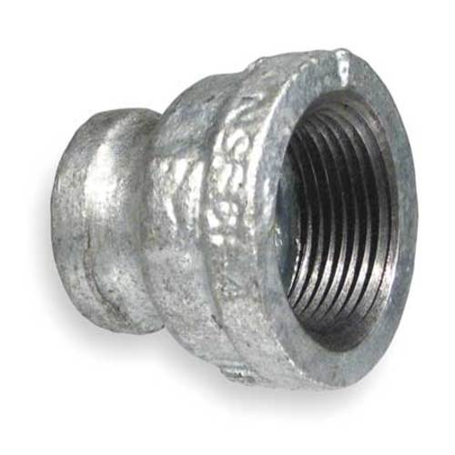 "1"" x 3/4"" FNPT Galvanized Reducer"