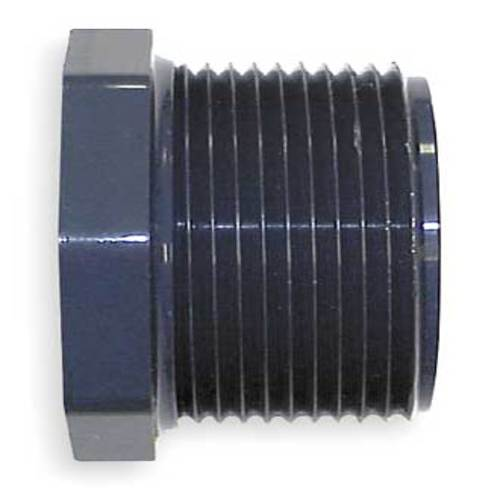 "3/4"" MNPT x 1/2"" FNPT PVC Reducing Bushing"