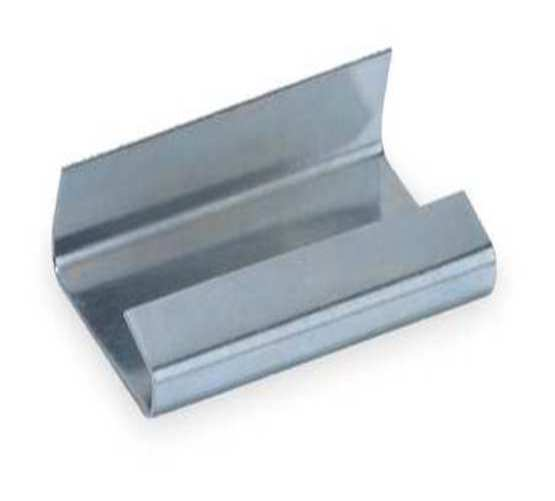 Strapping Seal, 1-1/4 In., Open, PK500