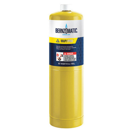 Fuel Cylinder, MAP-Pro, 14.1 oz