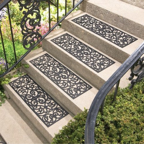 Butterfly Stair Traction Treads - Set of 4