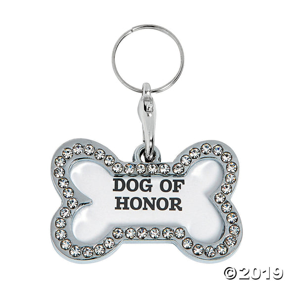 Lillian Rose™ Dog of Honor Dog Tag