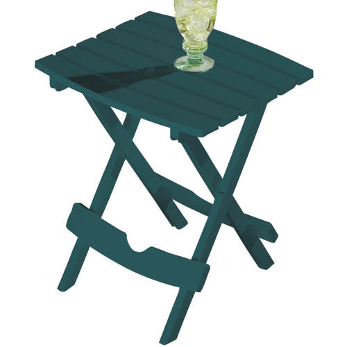 Outdoor Folding Side Table-GREEN