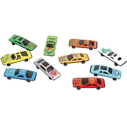 TOY RACE CARS
