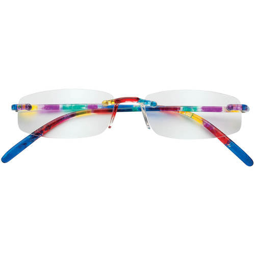 Memory Flex Readers-Rainbow-1.50X