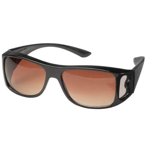 Clear View Wraparound Sunglasses