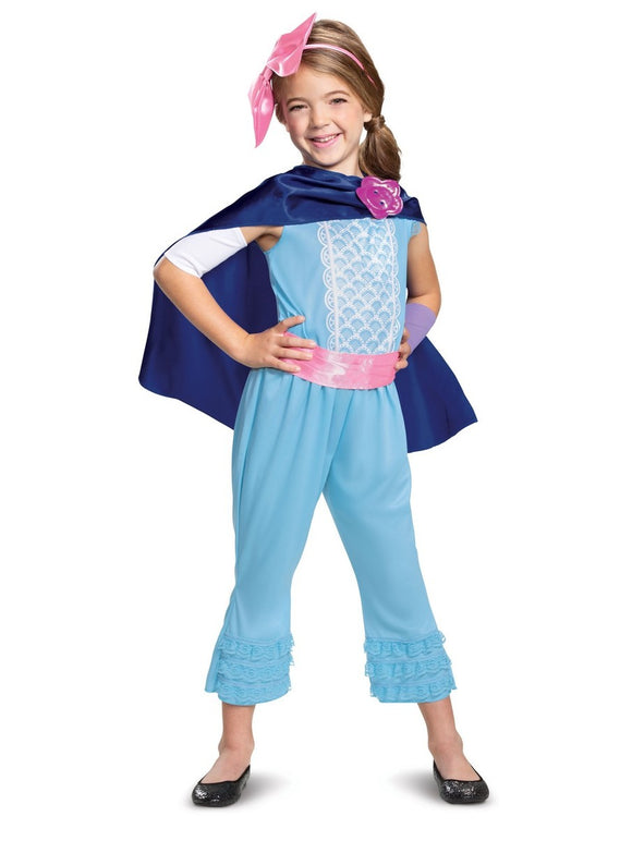 TOY STORY 4: BO PEEP NEW LOOK CLASSIC CHILD COSTUME-3T-4T