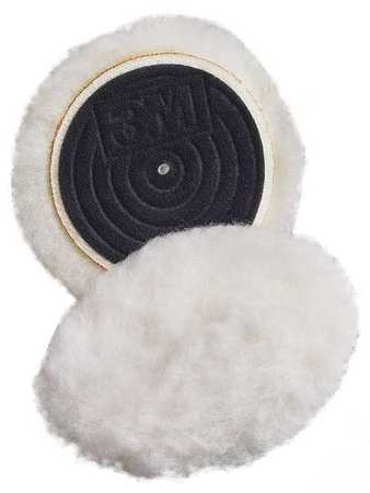 Buffing Pad, 3 in.