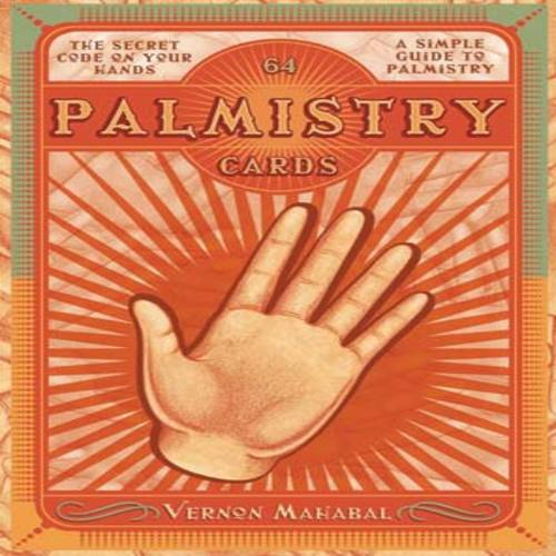 Palmistry cards by Vernon Mahabalh