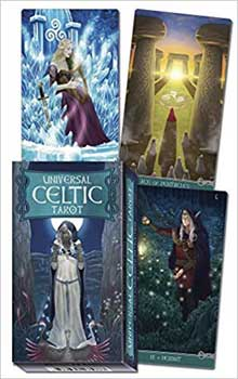 Universal Celtic tarot by Nativo & Scagliotti