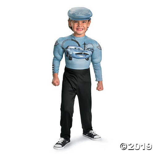 Boy's Cars 2™ Finn McMissile Costume - Small