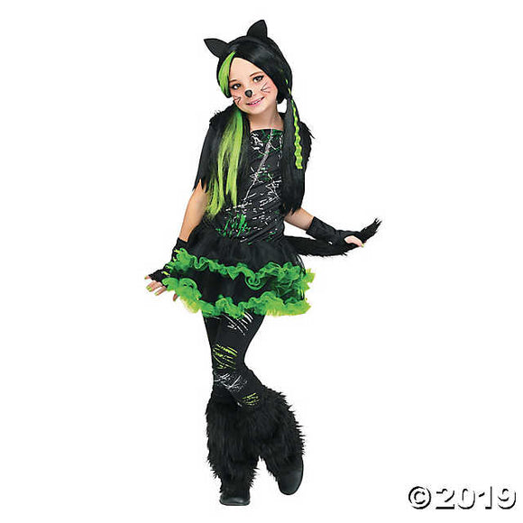 Teen Girl's Kool Kat Costume