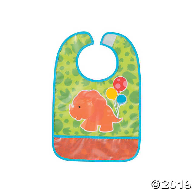 Little Dino Bib