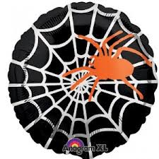 "18"" Sophisticated Spider Web"