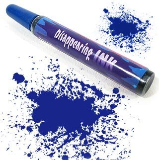 Disappearing Ink Pen For Gags and Jokes - April Fool