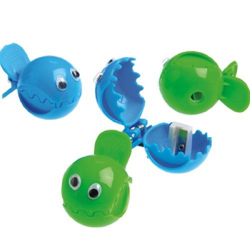 Fish Pencil Sharpeners