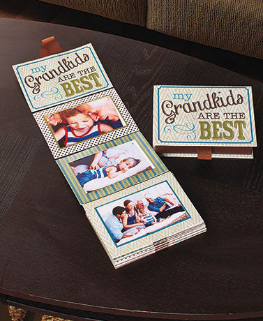 Grandkids Ribbon of Memories Photo Box by GetSet2Save