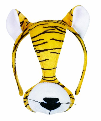 Small World Toys Furree Faces - Tiger Mask w/sound