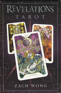 Fortune Telling Tarot Cards Revelations Tarot Deck by Zach Wong