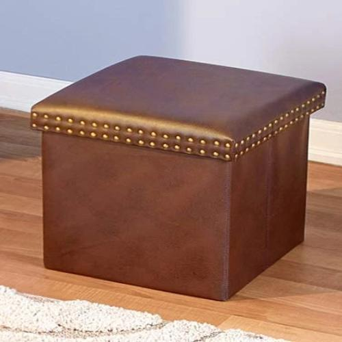 The Lakeside Collection Storage Ottoman