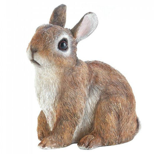 Summerfield Terrace Garden Sitting Bunny Statue