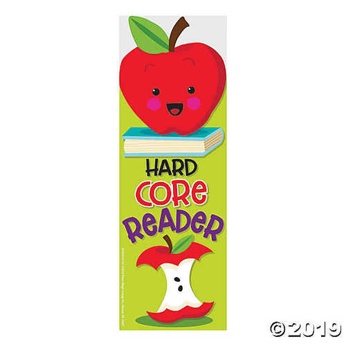Apple-Scented Bookmarks