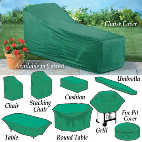 Seasonal Outdoor Patio Furniture Covers