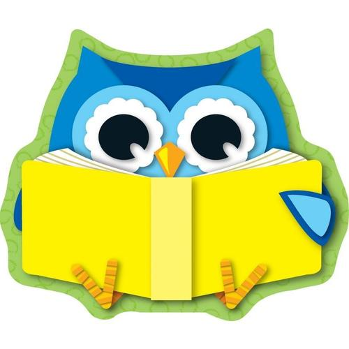Reading Owl Cut-Outs