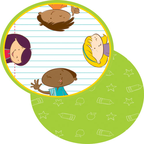 Carson Kids Mini Cut-Outs