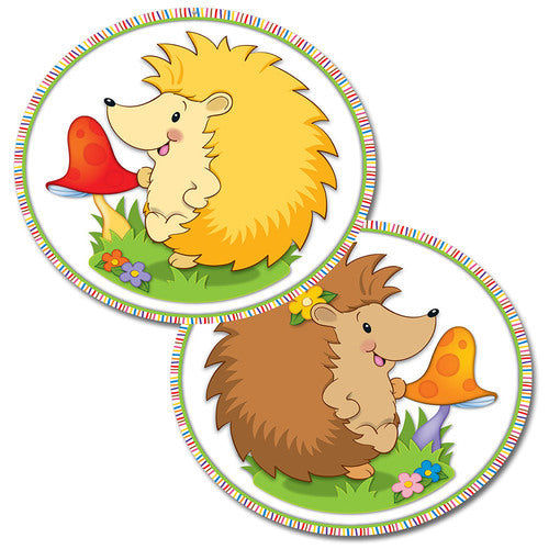 HAPPY HEDGEHOGS TWO SIDED