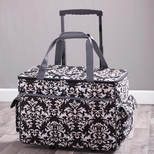 Rolling Sewing Machine Totes-DMS