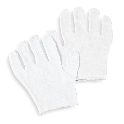 Reversible Gloves, Cotton, Women's, PK12