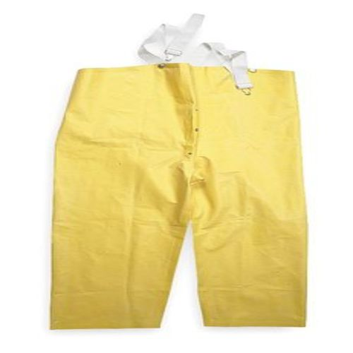 Rain Bib Overall, Yellow, 4XL